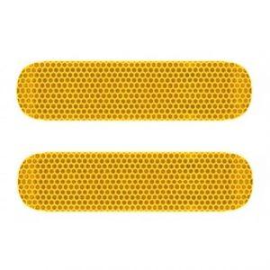 reflector vespa piaggio zip geel oranje origineel