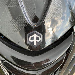 Carbon Piaggio Zip logo
