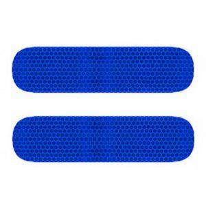 Reflectoren Vespa Piaggio Zip blauw goedkoop kopen